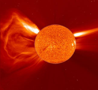 2007 Solar Coronal Mass Ejection
