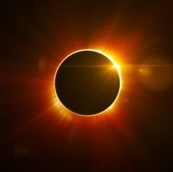 2012 Solar Eclipse Ring of Fire