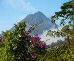Coasta Rica Volcano
