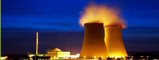 Disasters of nuclear energy