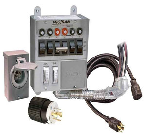 Reliance Control Transfer Switch